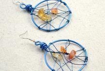 DIY earring ideas / earrings