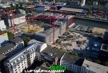 Luftbilder Baustellendokumentation