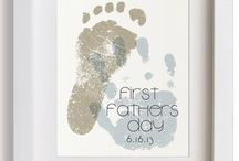 Father's Day Ideas / Father's Day, Gift Ideas, Cards, DIY, Gifts from Kids, Dad, Father,