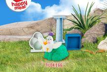 Angry Birds / Eğlence, macera  ve heyecan hepsi bir arada. Birbirinden güzel Angry Birds Film oyuncakları  McDonald's'larda sizleri bekliyor.