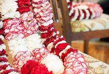 bridal garlands