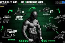 Bar brothers workout / Bar brothers workouts