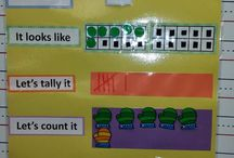 Preschool math activities / math activities