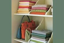 DIY home organize