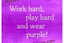 Anything Purple