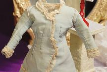 VINTAGE CLOTHING FOR CHILDREN AND DOLLS