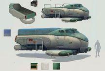 +Dieselpunk - Vehicles