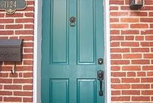 FRONT DOOR / by Judy Stokely - Ind. Director, Thirty-One Gifts