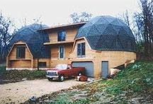 Domy okrągłe