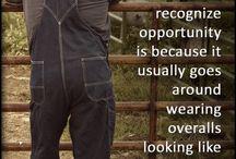 God Created a Farmer
