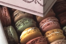 macaroons <3 / by Claire-louise Jinks
