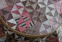 BROWN&PINK QUILTS