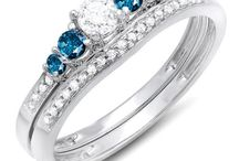Dazzling attractive Wedding Rings