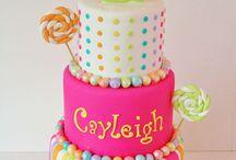 Cakes for Little Girls