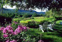 Our Green Mountain home