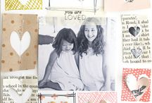 Traditional Scrapbooking