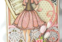 Prima Doll Tags & Canvases