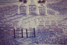 Beach wedding- Jordan & Lauren Starkey  / Panama City Beach Florida wedding 9/7/13 / by Natalie Starkey