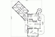 Floor plans for B&B