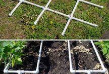 Veg garden - irrigation