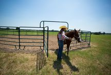 Priefert Round Pens / Whether you are starting young colts or working horses, there are few training tools for all disciplines that can pay off like a Priefert Round Pen. / by Priefert MFG