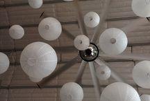 Overhead Installations by TerrAdorna / Overhead Decor Installations at TerrAdorna
