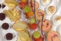 Desserts / Delicious Desserts - tasting platters, petit fours, dessert bars and more!