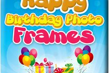 "Happy Birthday Photo Frames - Android App Free Download / Birthdays come and Birthdays go, but ""Happy Birthday Photo Frames"" app is here to Celebrate Birthdays to all."