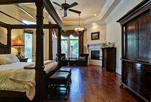 Master Suite Retreats / Beautiful Bedrooms