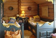 Dream Cabin and Decorating