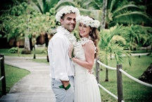 Real Weddings | SPM Hotels | Bora Bora | Moorea