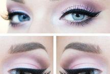 Make-up ideas.