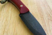 kniv / selvvalgt