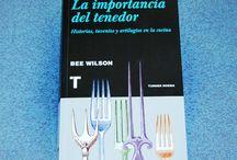 Books/Libros / Sobre todo libros de cocina interesantes.