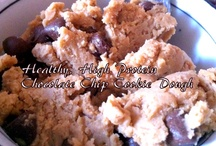 cookies and cookie dough / by Jill Werner Kreutzer
