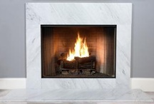fireplace / by Annie Selke