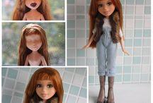 best bratz doll repaints