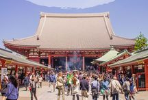 TRAVEL : Tokyo Japan