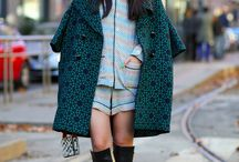 trends...colours, patterns, fabrics...fashion...