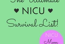 NICU Support / Ideas, products, articles and quotes to support the NICU family.