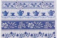 haft krzyżykowy-kuchenne