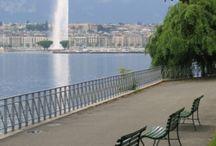 Geneva City & Lake
