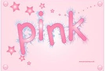 "Passionate for Pink / My name should have been ""Pinkie"""