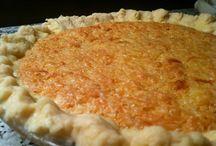 Find that coconut pie recipe