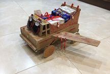 Santa's Sleigh / P2 Homewrok
