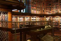 Libraries, Nooks and Bookshelves / by Litographs