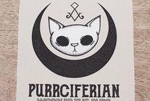 Purrciferian