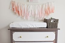 baby spaces / by Megan Elizabeth