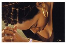 Black Religious Art Print Collection