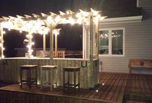 diy cottage deck(built by us)